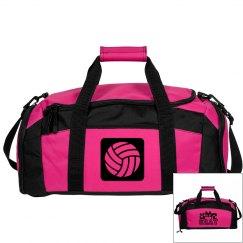 Gray Volleyball bag