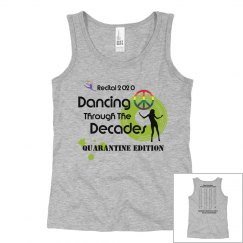 Dancing Through The Decades KIDS Tank Top