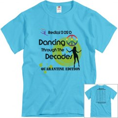 Dancing Through The Decades UNISEX T-Shirt