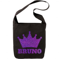 King with Purple Glitter (bag)