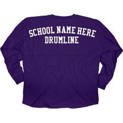 Custom Marching Drumline
