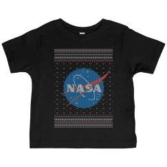 NASA Christmas Sweater Science Gift
