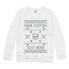 Custom Ninja Video Game Ugly Sweater