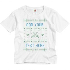 Youth Mine Game Sword T-Shirt
