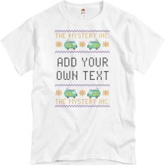 Add Your Text Mystery Tee