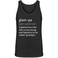 Glam-Pa Definition Tank Top