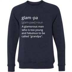 Glam-Pa Definition Sweater