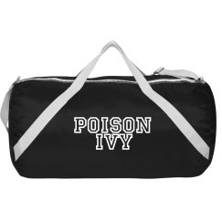 Poison Ivy GymBag