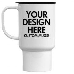Personalize Travel Mugs
