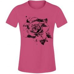 Black Ink Rose