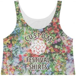 All Over Print Festival Shirts