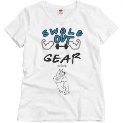 S.O.G. NO SHEEP IN BLUE