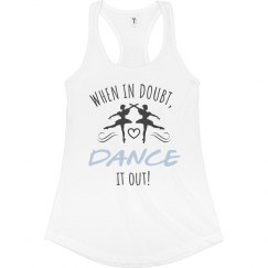 Just Dance It Out Tank