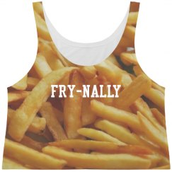 Fry-Nally Loves Fries
