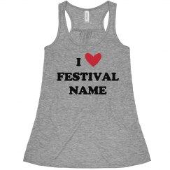Custom Love Music Festivals
