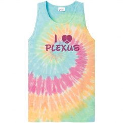 Tie Dye  I Heart Plexus