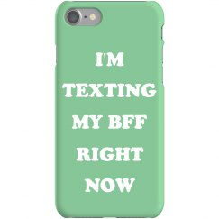 Cute I'm Really Texting My BFF