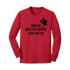 Kids Skateboarding Team