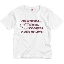 Grandpa Equals