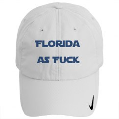 Florida as Fuck- Nike golf phere dry hat