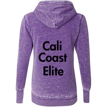 CCE Zip sweatshirt