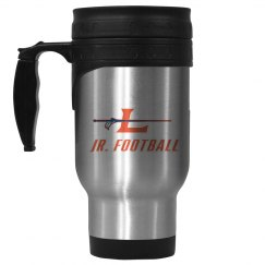 Logo Stainless Coffee Cup