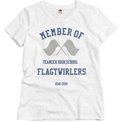 Twirler Member 2018-2019