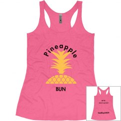 Healthy is HOT pineapple