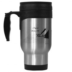 I Support Pulling Out - 14oz Stainless Steel Travel Mug