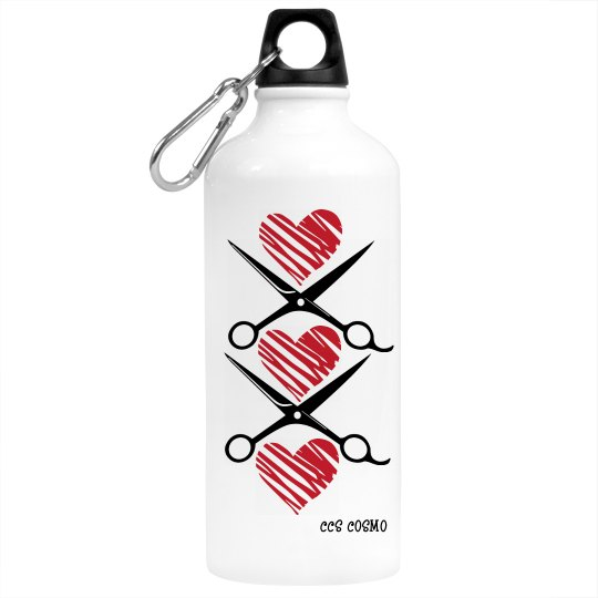 CCS COSMO Water Bottle - Cosmetology