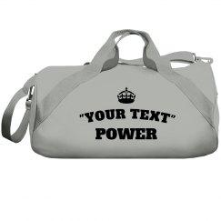 Customize bag
