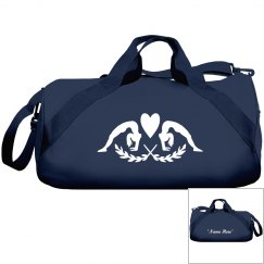 Personalized gymnast bag