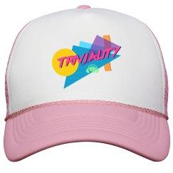 Triviality Trucker Hat
