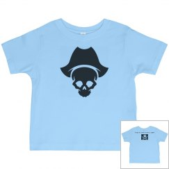 Autism Pirate Toddler Tee
