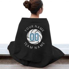 Custom Team Athletic Blankets