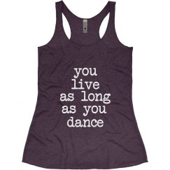 live and dance