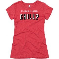 Lesbian U-Haul And Chill