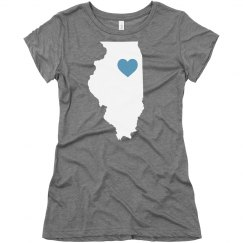 Illinois City Love