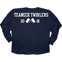 Twirler 2018 long sleeve