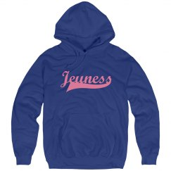 Jeuness Royal Blue Hoody
