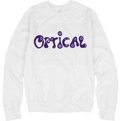 Optical Eyes Sweatshirt