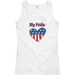 4th of July Tank Tops