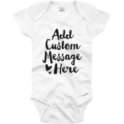 Custom Message Cute Custom Script