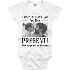 Funny Custom Father's Day Outfit