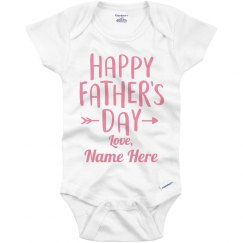 Father's Day Personalized Outfit