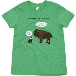 Buffalo & Pup Pup Tee