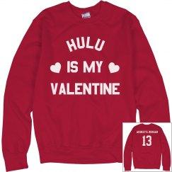 Aubrey K. Morgan Valentine Sweater
