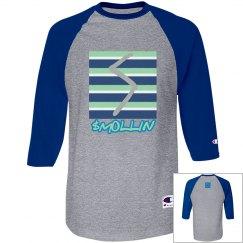 $mollin Baseball T-shirt