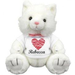 Valetines day teddy bear