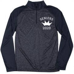 Royal Seniors Custom Pullover